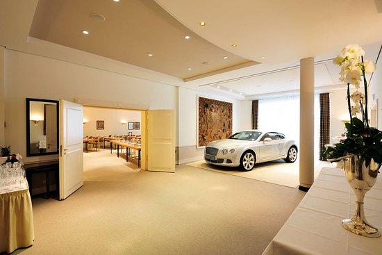 Meeting Room At Kastens Hotel Luisenhof Hanover Picture Of