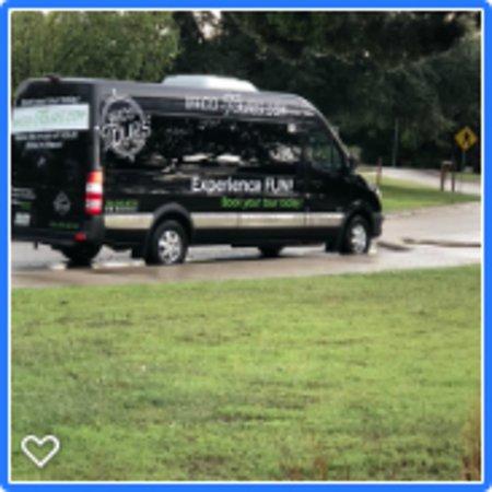 Waco Tours: The Nice Van
