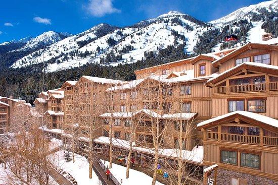 Teton Mountain Lodge & Spa - A Noble House Resort