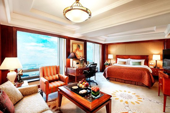 Lakeview Xuanwu Hotel: Executive Room