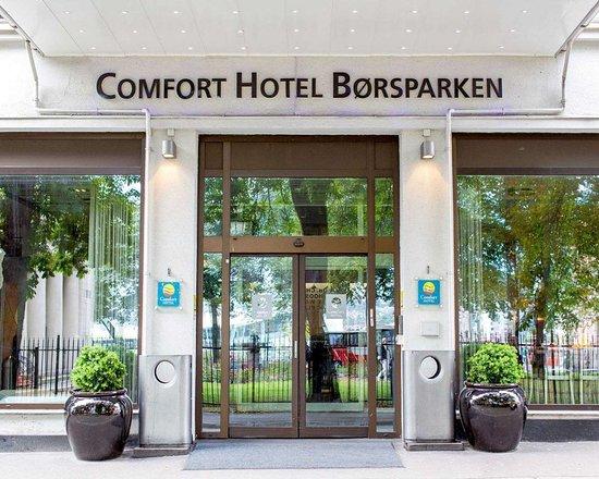 Comfort Boersparken Hotel