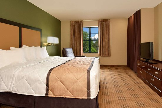 Extended Stay America - Pittsburgh - West Mifflin: Studio Suite - 1 King Bed