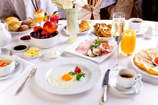 Hotel Metropol Moscow: Breakfast at Metropol Moscow Hotel