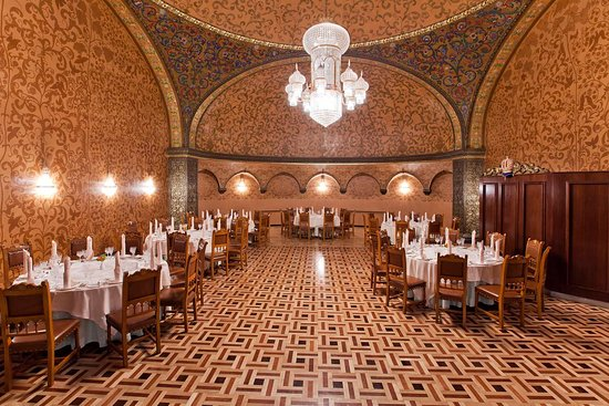 Hotel Metropol Moscow: Boyarsky Hall at Metropol Moscow Hotel