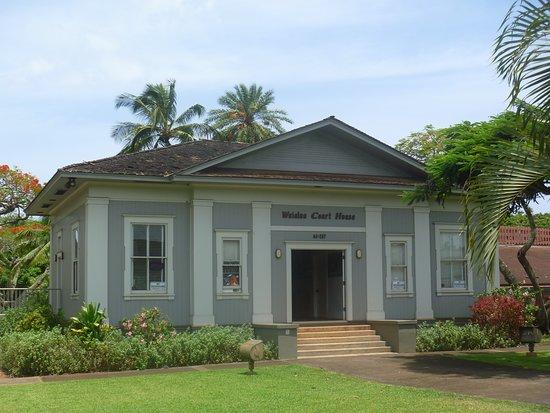 Waialua Court House
