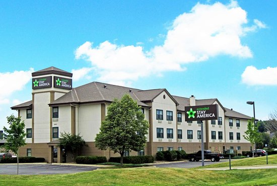 Terrible    - Review of Extended Stay America - Columbus - Easton