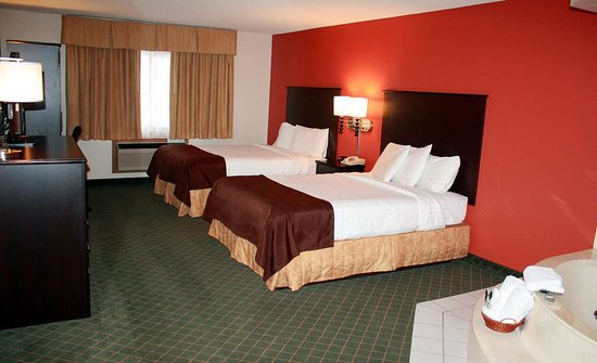Rogers, MN: Guest room