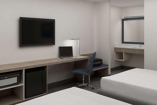 Merced, CA: Guest room
