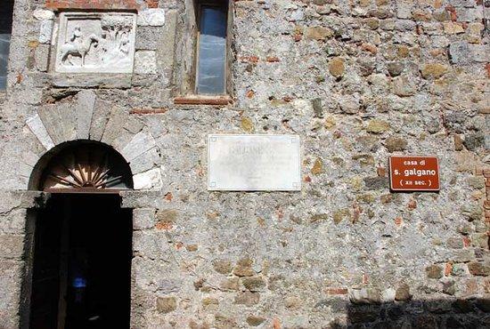 Casa natale di San Galgano