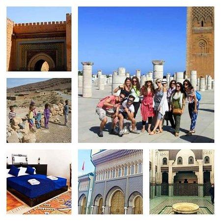 Morocco travel service