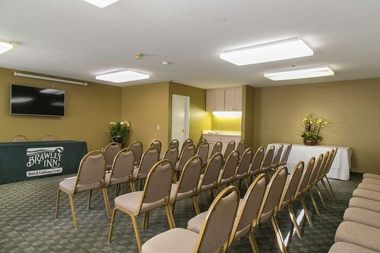 Brawley, CA: BI meeting room