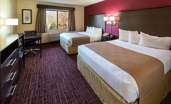 Monona, Wisconsin: Guest room