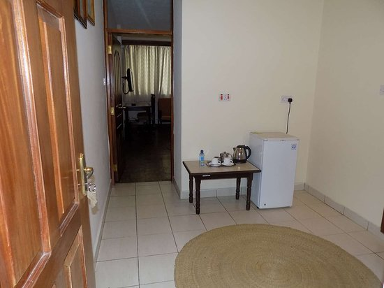 Superior Tea Mini Bar Picture Of Kenya Comfort Suites Nairobi