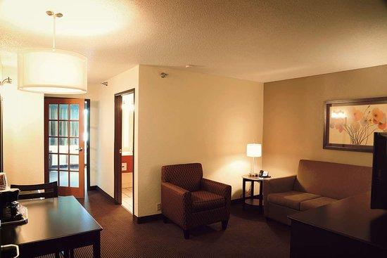 Wadena, MN: Guest room