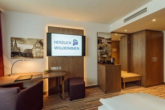 City Class Hotel Savoy Haan Twin Room AXX
