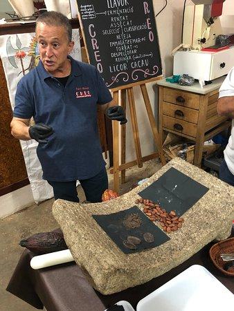 Foto de Fabrica-Exposicion Xocolata CREO
