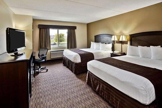 Beaver Dam, WI: Guest room