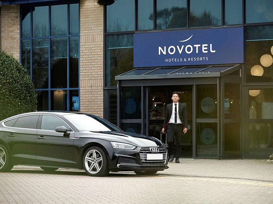 Long Stay Car Park Stansted >> Close To Long Stay Car Park Review Of Novotel London