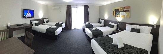 Casula, Australia: Executive Family Plus Room