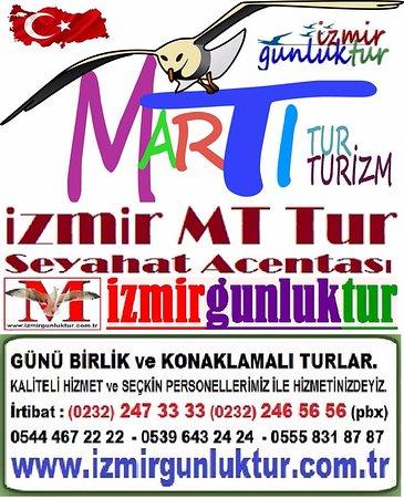 Izmir Province, Turkey: martıtur turizm izmir e çok ekonomik ve kaliteli turlar kazandırdı.