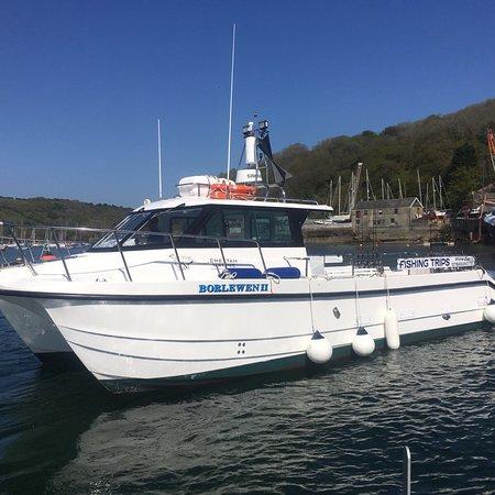 Fowey, UK: Borlewen Fishing Trips