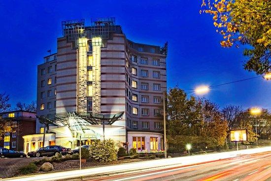 Enttauschende 4 Sterne Erfahrung Park Hotel Am Berliner Tor