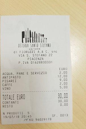 Osteria Santo Stefano: 20181013_094841_large.jpg