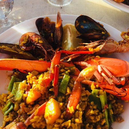 Tolles Ambiente. Tolle Paella