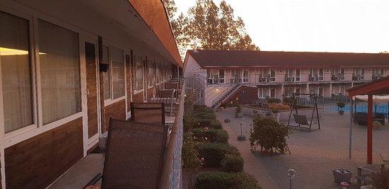Havneby, เดนมาร์ก: Lejligheden på Kommandørgården