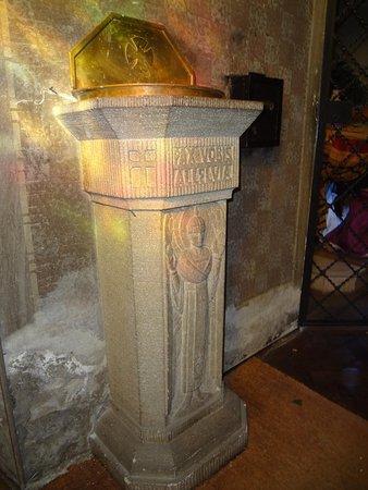 Ottmarsheim, France : Chapelle latérale