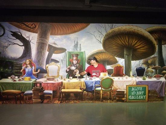 Alive 3D Art Gallery