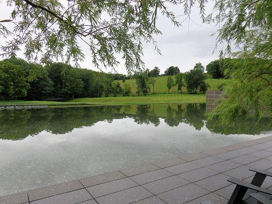 Williamstown, MA: The gardens