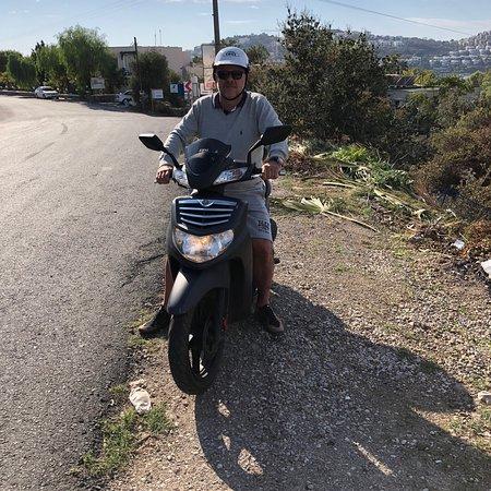 Scooter Irbis: yorumlar ve fotoğraflar 18