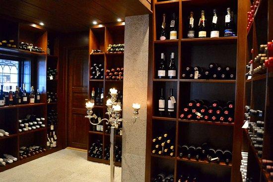 Tallberg, Σουηδία: Wine Room