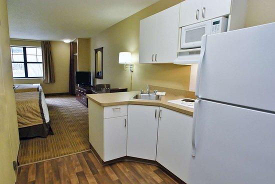 Rutherford, Nueva Jersey: Studio Suite - 2 Full Beds