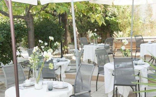 Les Angles, ฝรั่งเศส: Restaurant
