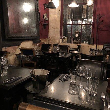 Ancienne Maison Gradelle Paris 10th Arr Entrepot Restaurant