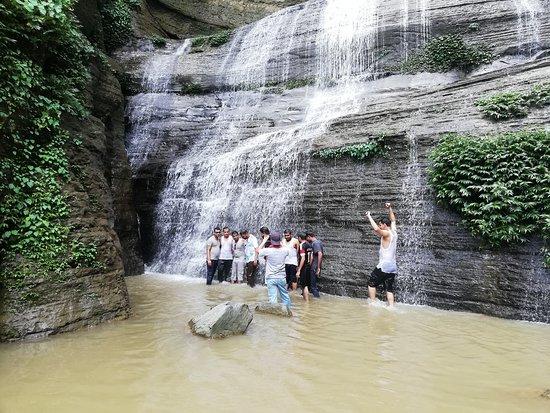 Rangamati, Bangladesh: Shuvolong Big Waterfalls