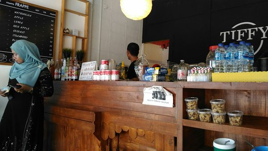 Su-ngai Kolok, Tailandia: Tiffy Coffee