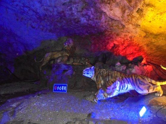 Benxi Water Cave: 本溪水洞-2