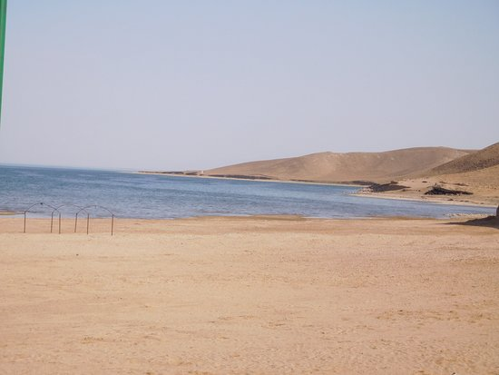 Aydar Lake: Aydarkul - South-West edge I