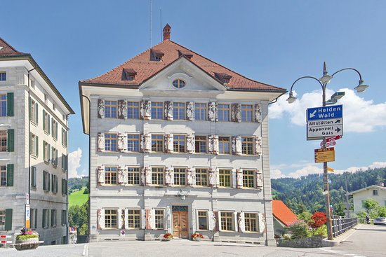 2018 - Trogen - Landsgemeindeplatz