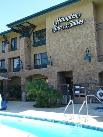 Hampton Inn Suites Agoura Hills Updated 2018 Hotel Reviews Price Comparison Ca Tripadvisor