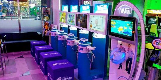 Gaming museum Cibien's Corner videogames