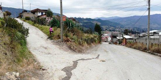 Saraguro, Ecuador: street