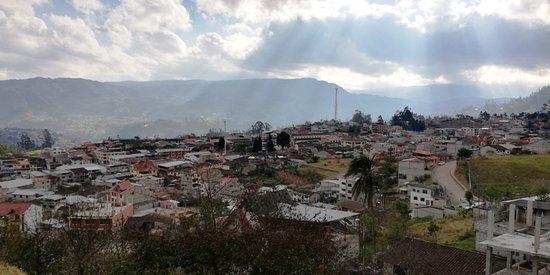 Saraguro, Ecuador: view