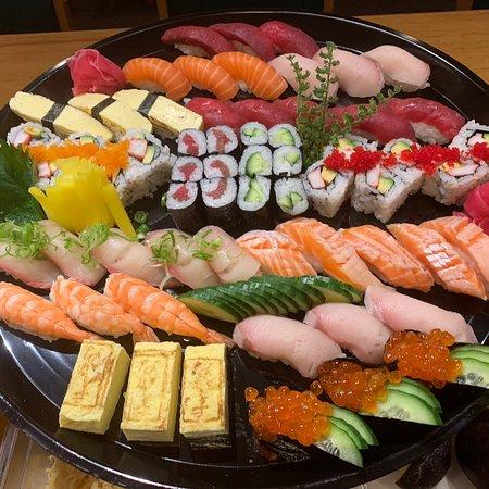 Jericho, NY: Sushi  Sushi