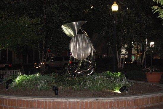 Downtown Silver Spring: Artwork