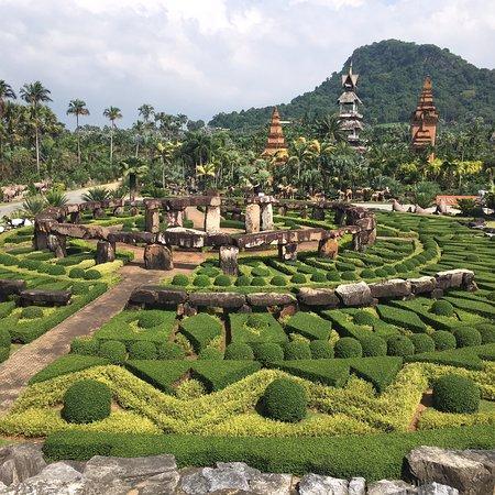 สวนนงนุช ภาพถ่าย