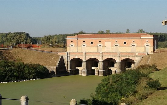 Stabilimento idrovoro La Gonzaghese